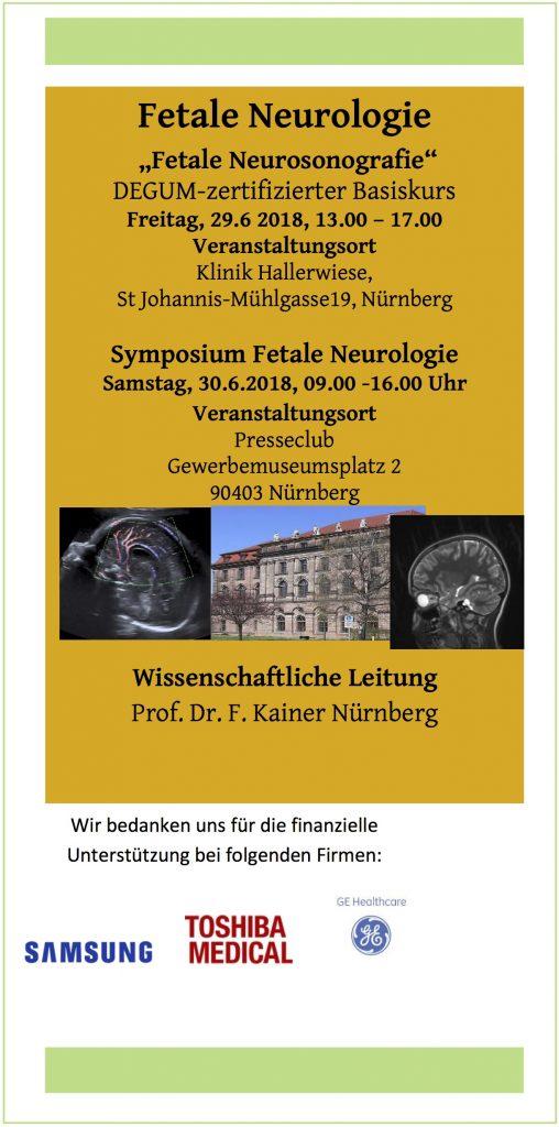 Fetale Neurologie